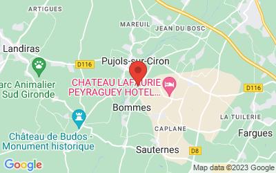 La Gauche, 33210 Bommes, France