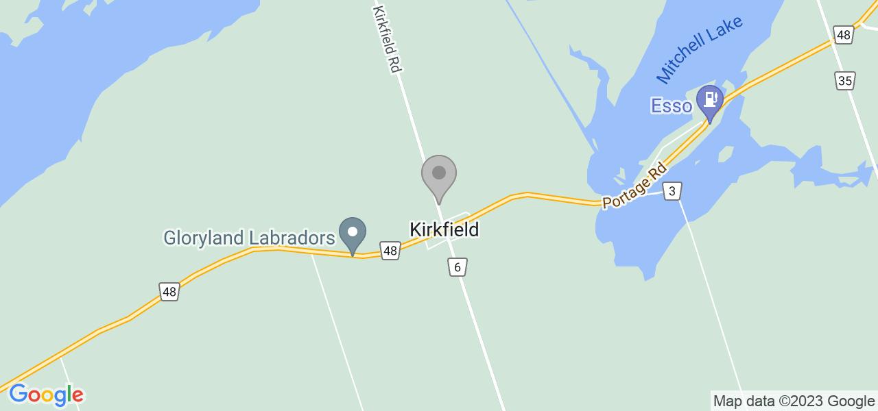 1736 Kirkfield Rd, Kirkfield, ON K0M 2B0, Canada