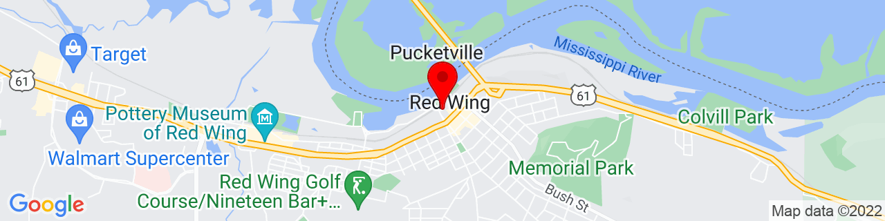 Google Map of 44.5660691, -92.5369563