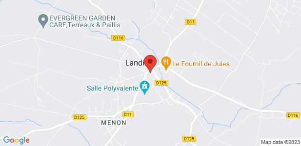 Local d'activités à louer - 319 m² - Landiras (33)