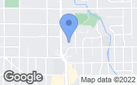 Map of Corvallis, OR