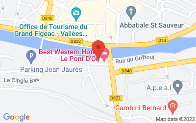 2 avenue Jean Jaurès, 46100 Figeac