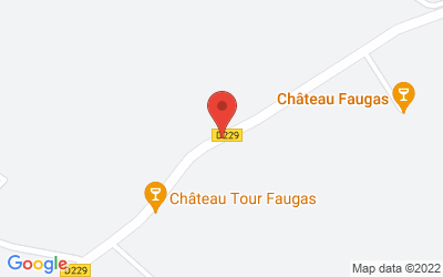 Faugas-Nord, 33410 Gabarnac, France