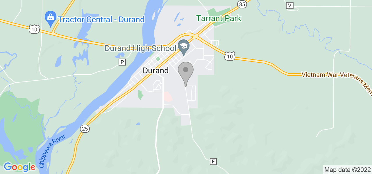 1103 E Laneville Ave, Durand, WI 54736, USA