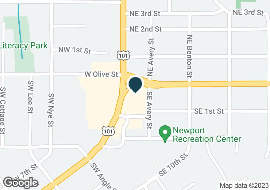 Google Map of27 S COAST HWY