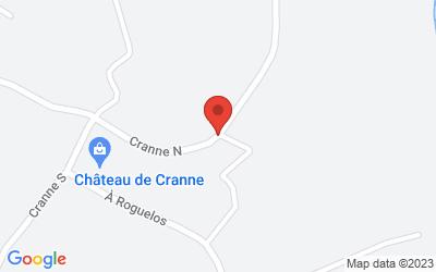 1 Cranne N, 33410 Donzac, France