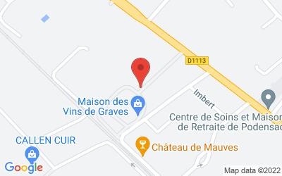 61 Cours du Mal Foch, 33720 Podensac, France