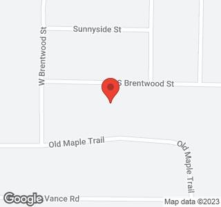 5431 S Brentwood Street
