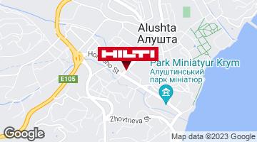 Терминал самовывоза Энергия, г. Алушта, ул. Багликова, дом 29Б, (978) 145-15-57