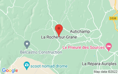 26400 La Roche-sur-Grane, France