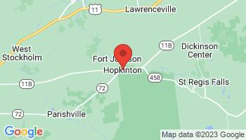 Map of Hopkington