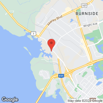 Map of Tim Hortons at 621-623 Windmill Rd, Dartmouth, NS B3B 1B6