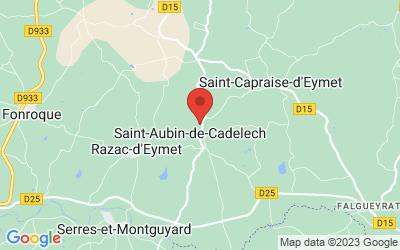 Le Siorac, 24500 Saint-Aubin-de-Cadelech, France
