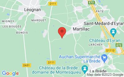 10 Route de la Solitude, 33650 Martillac, France