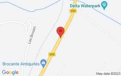 D93, 26340 Vercheny, France