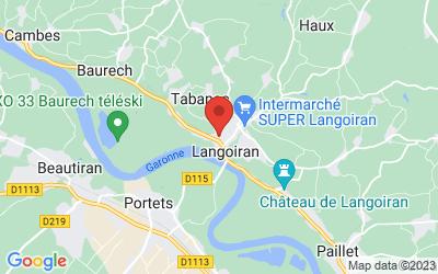 33550 Le Tourne, France