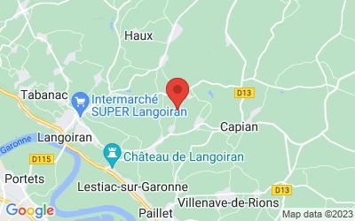 1B Martindoit, 33550 Langoiran, France