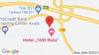 Sucevic Garni map