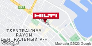 Get directions to Региональный представитель Hilti в г. Новороссийск