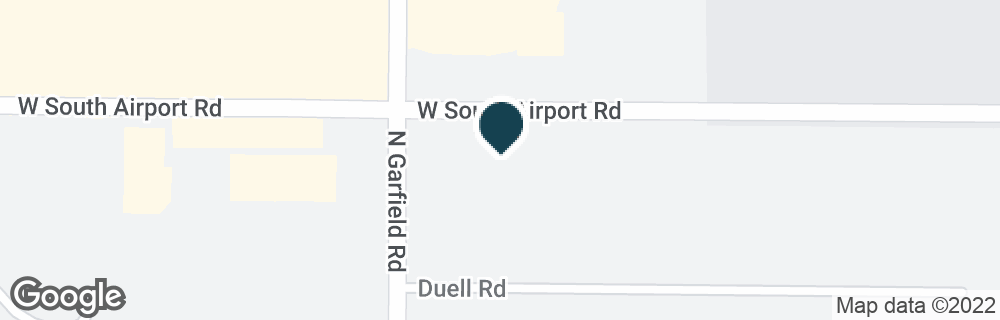 Google Map of975 W SOUTH AIRPORT RD