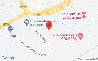 Quartier des Cordeliers, 46300 Gourdon, France