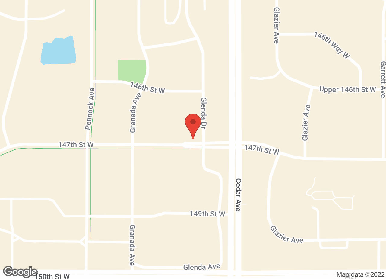 Google Map of VCA Cedar View Animal Hospital