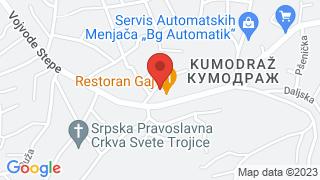 Gaj map