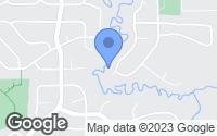 Map of Savage, MN
