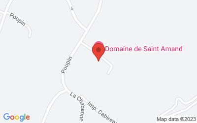 Lieu-dit Saint-Amand  33880 CAMBES