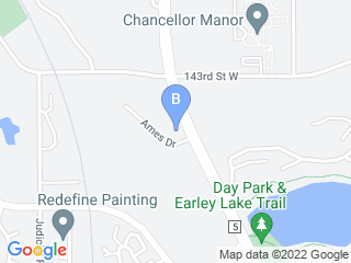 Map of Peace of Mind Veterinary Care and Pet Hotel Dog Boarding options in Burnsville | Boarding