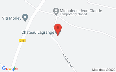 Château Lagrange 33550 CAPIAN