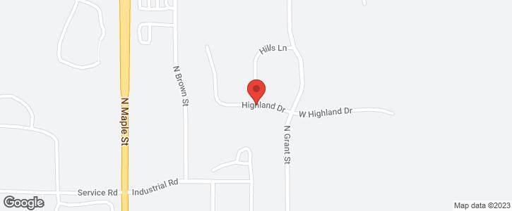 438 Highland Drive  WI 54011