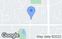 Map of Apple Valley, MN