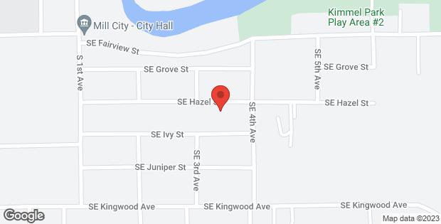 344 SE Hazel St Mill City OR 97360