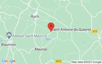 1 D128, 33540 Mauriac, France