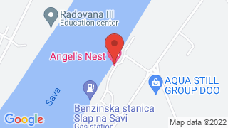 Сплав апартман Angel's Nest map