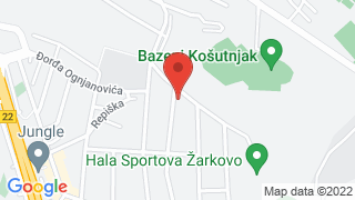 Zorica map