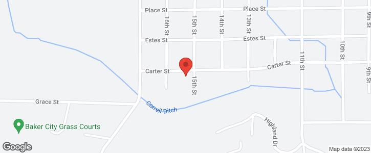 3415 CARTER ST Baker City OR 97814