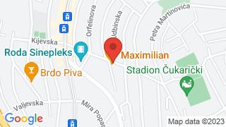Maximilian map