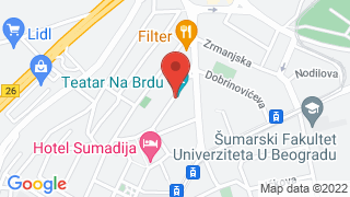 Тургењев map