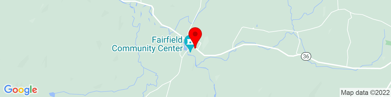Google Map of 44.7844926, -72.8584673
