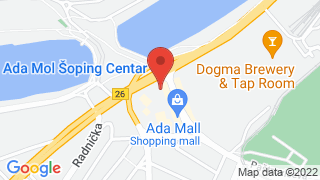 Ada Mall map