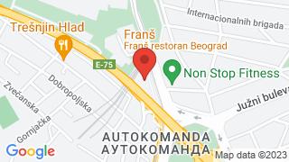 Франш map