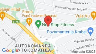 Мала Фабрика Укуса map