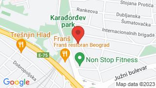 Amici map