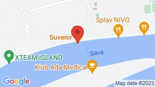 Сувенир map
