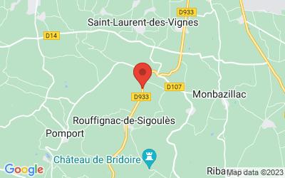 D933, 24240 Monbazillac, France