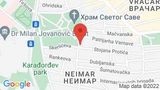 Terminal gastro bar map