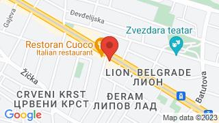 Lipov Lad map