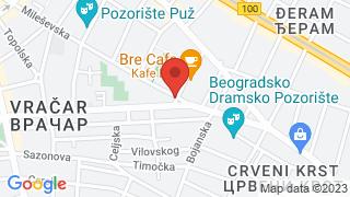 La Piazza map